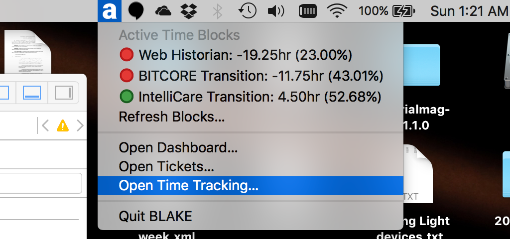 Swift Baby Steps: BLAKE.app